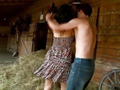 Hot cowgirl fuck